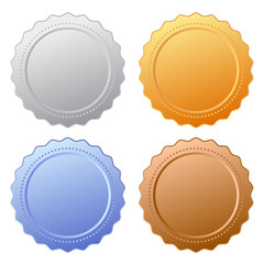 Blank certificate icon