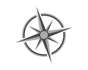 compass logo template v.6