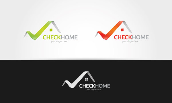 Check Home Logo