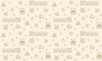 pattern toys mono