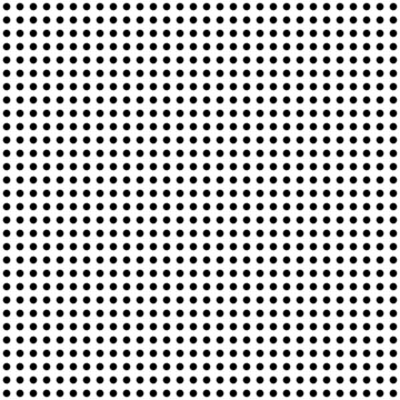 Seamless dotted background