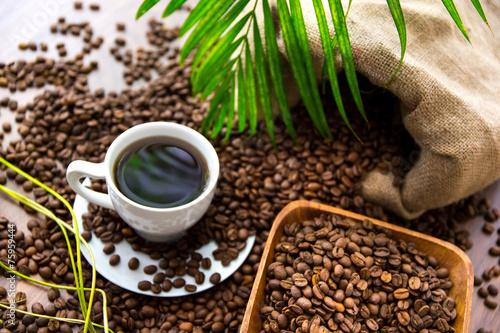 kaffee f r alle stockfotos und lizenzfreie bilder auf bild 75959444. Black Bedroom Furniture Sets. Home Design Ideas