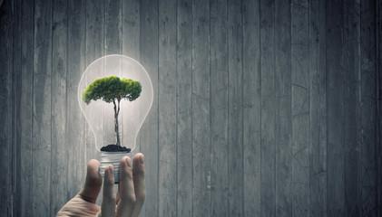 Energy saving concept