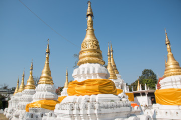 Wat Chedi Sao is temple in lampang