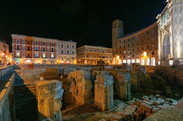 Lecce Anfiteatro Romano