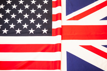 Products partnership of the United States and Great Britain. Two