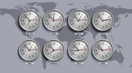 Weltzeituhren