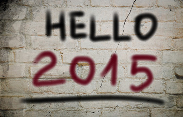 Hello 2015 Concept