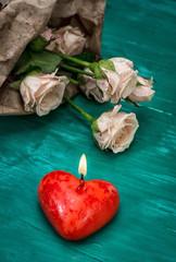 symbol of Valentine's day