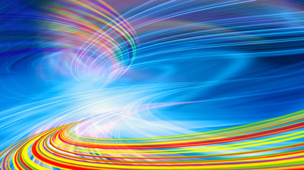 Background abstract technology illustration speed motion