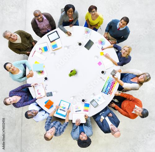teamwork group dynamics cohesion diversity