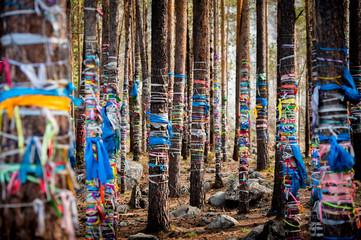 Datsan is Buddhist monasteries in Russia. Buryatia, Russia