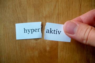 aktiv oder hyperaktiv?