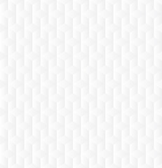 Abstract gray and white cubes background
