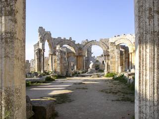 Pilgerkirche Symeon Stylites
