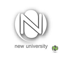 NU company vector logo and symbol Design