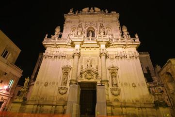 Lecce Chiesa del Rosario