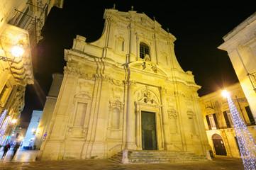 Lecce Chiesa di Sant Irene