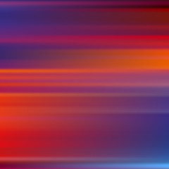 Abstract vector background, color gradient, motion blur