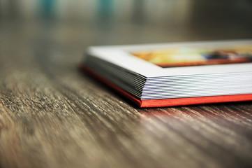 Photobook Page Corner