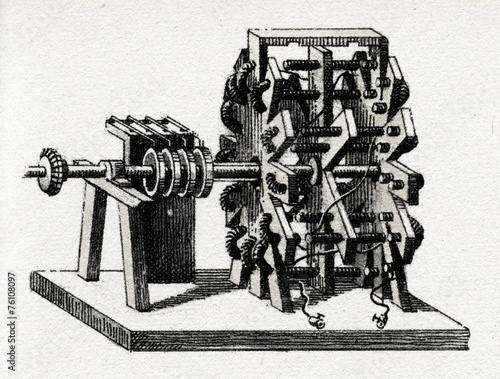 First electric motor Diy First Real Rotating Electric Motor moritz Jacobi 1034 Michael Faraday First Real Rotating Electric Motor moritz Jacobi 1034
