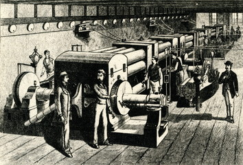 World's first central power station (Edison, 1882)