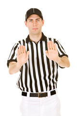 Referee: Signalling Pass Interference