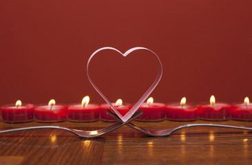 Fototapete - Valentines day