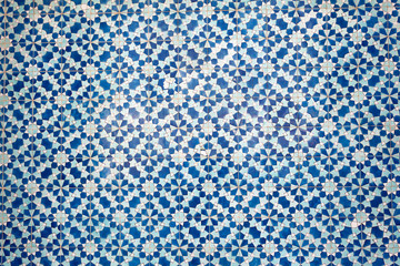 Oriental ornament at the Grand Mosque in Kuwait