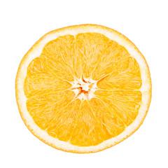 Orange. Closeup image