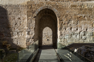 Zamora castillo
