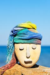 Coloured bandana