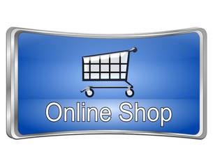 Online Shop Button