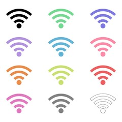 wi fi icons