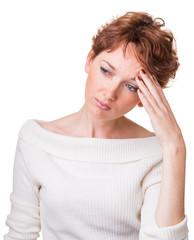 Headache, depression