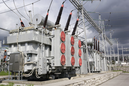 electrical power transformers