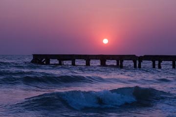 Sunrise on Hua Hin