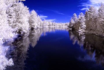 Infrared River