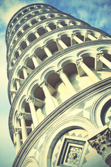 Wall Mural - The Leaning Tower