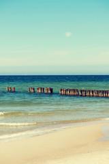 Beautiful landscape- ocean or sea.