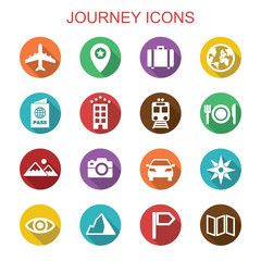 journey long shadow icons