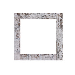 Texture of wood picture frame.