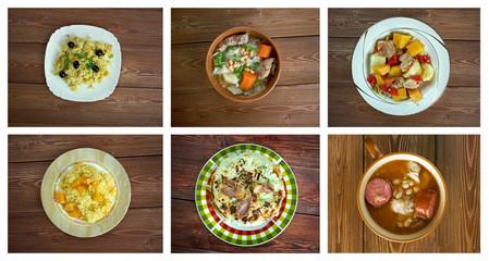 .spanish  traditional  cuisine.