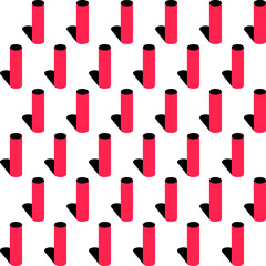 Seamless Cylinder Pattern
