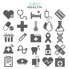 Healthcare Health Medicine Hospital Laboratory Vector Concept