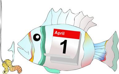 1 aprile, non abboccare come un pesce all'amo