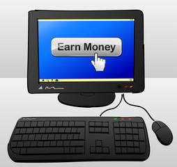 earn money computer