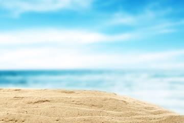 Printed roller blinds Beach beach