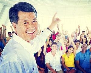 Education School Teacher Learning Professor Seminar Concept
