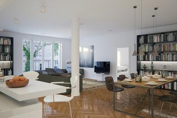 Loft Apartment Innenstadt - Apartment in downtown